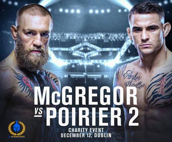 مبارزه کانر مک گرگور و داستین پوریر