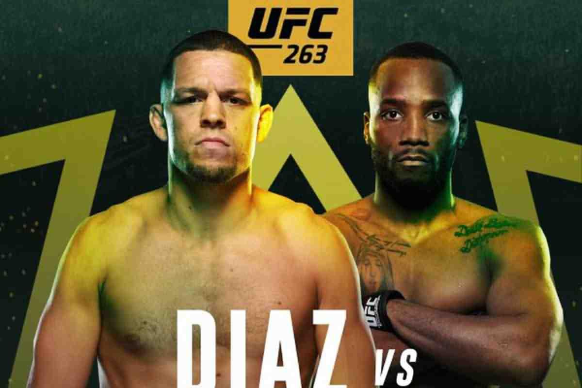 دانلود مبارزه نیت دیاز و لئون ادواردز ;مبارزه بعدی نیت دیاز-UFC263