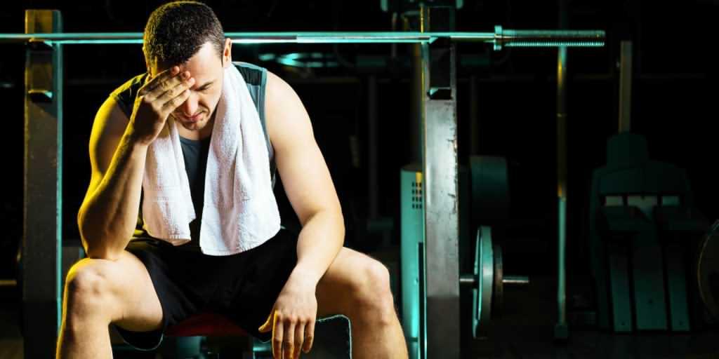 علت سردرد بعد باشگاه; درمان سردرد بعد ورزش