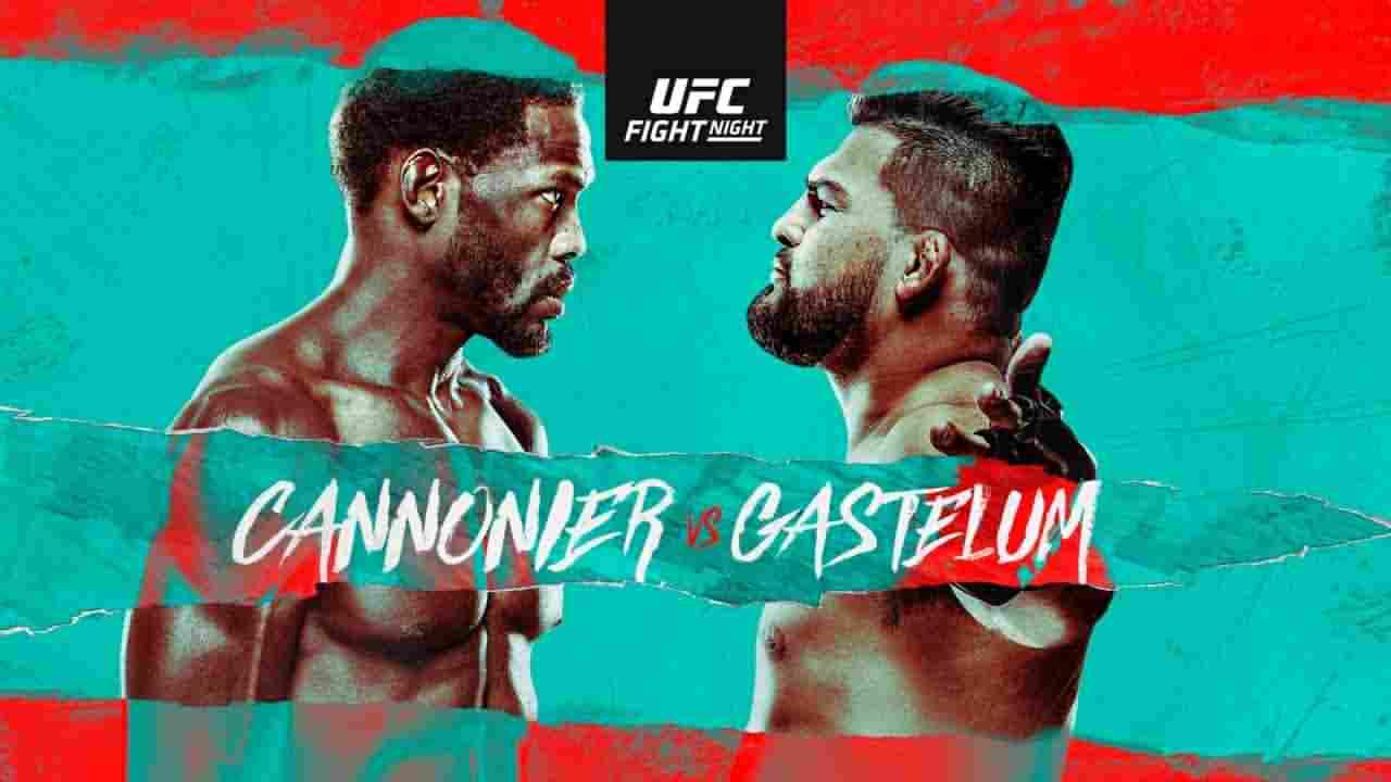 دانلود مبارزه کلوین گاستلوم و جارد کانونیر| UFC ON ESPN