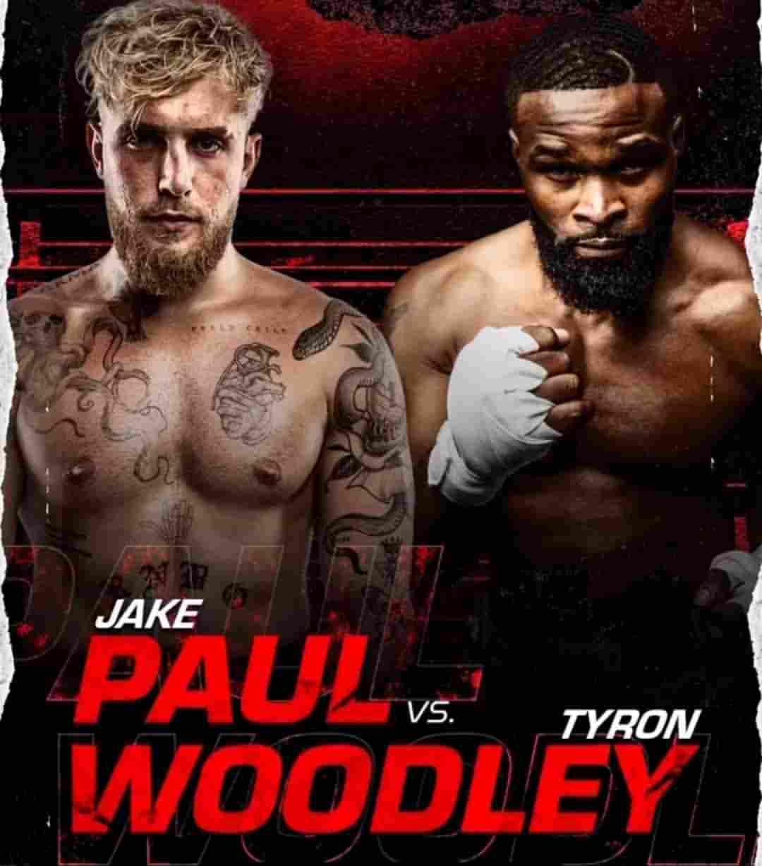 دانلود مبارزه جیک پاول و تایرن وودلی | مسابقه جیک پاول
